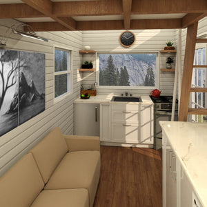 Tiny Cabin - 4.8 Metre Tiny House