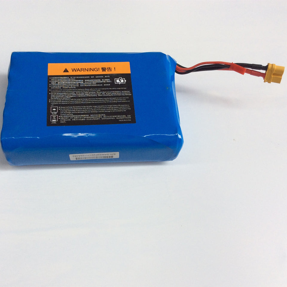 A Upgraded Battery Pack