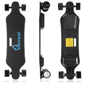 Verreal V1S Electric Skateboard with Hall Sensor (Upgraded)