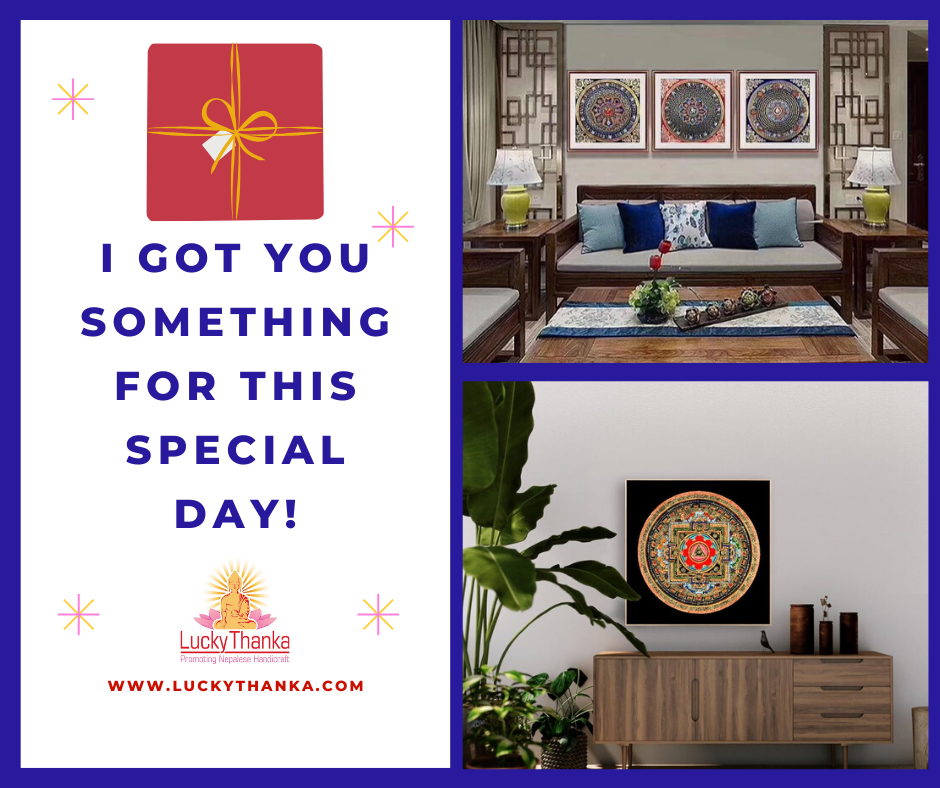 Why Choose Thangka Painting for Gift to your loved ones?
