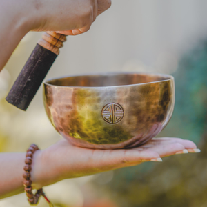 Full Moon Energy Singing Bowl