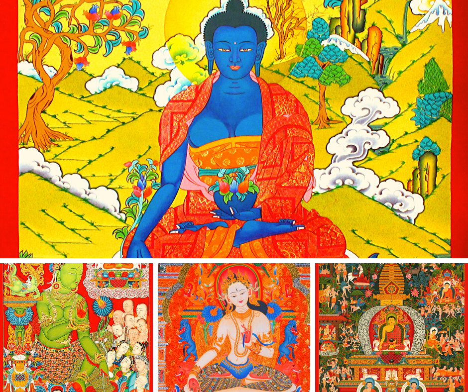 Thangka Gift for Special Day