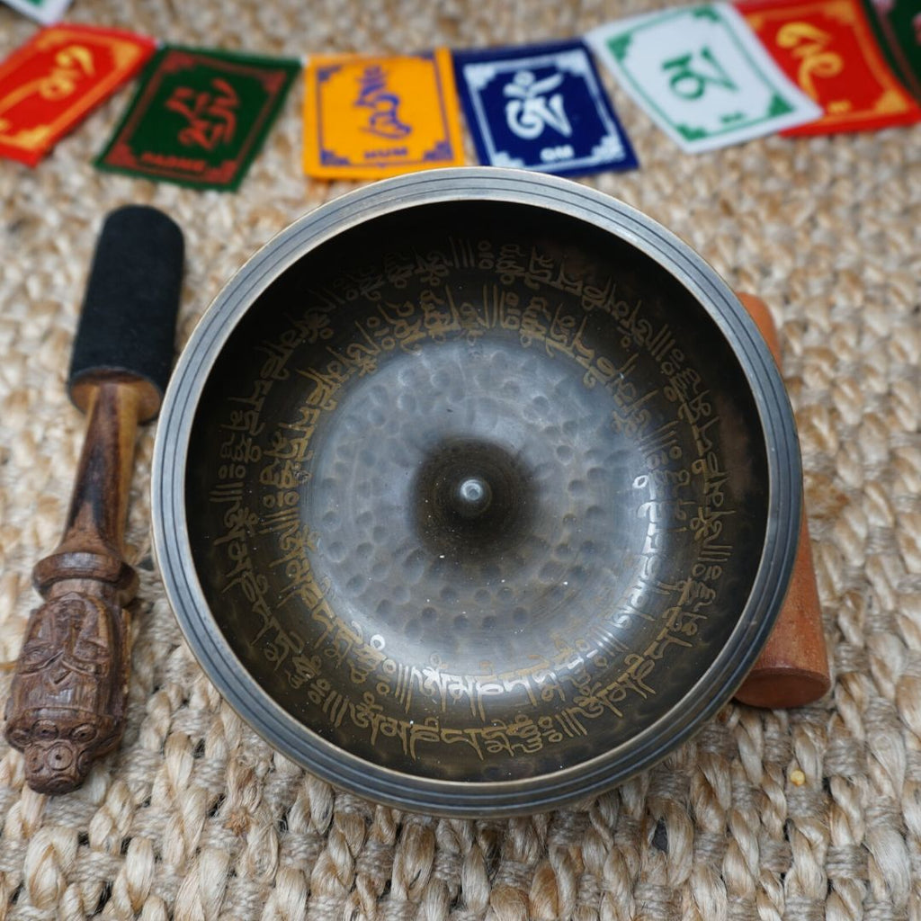 Lingham Singing Bowl | Small Size -  Best Thangka & Singing Bowl