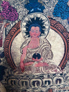 Shakyamuni Buddha Life Thangka from Nepal -  Best Thangka & Singing Bowl