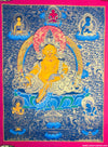 Beautiful Zambala Thangka Painting | Buy Best Thangka
