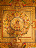 High quality gold painted White Tara Tibetan Thangka
