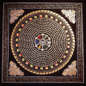 Mandala -  Best Thangka & Singing Bowl
