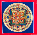 OM AH HUM Thangka for Mindfulness Meditation or Decoration -  Best Thangka & Singing Bowl