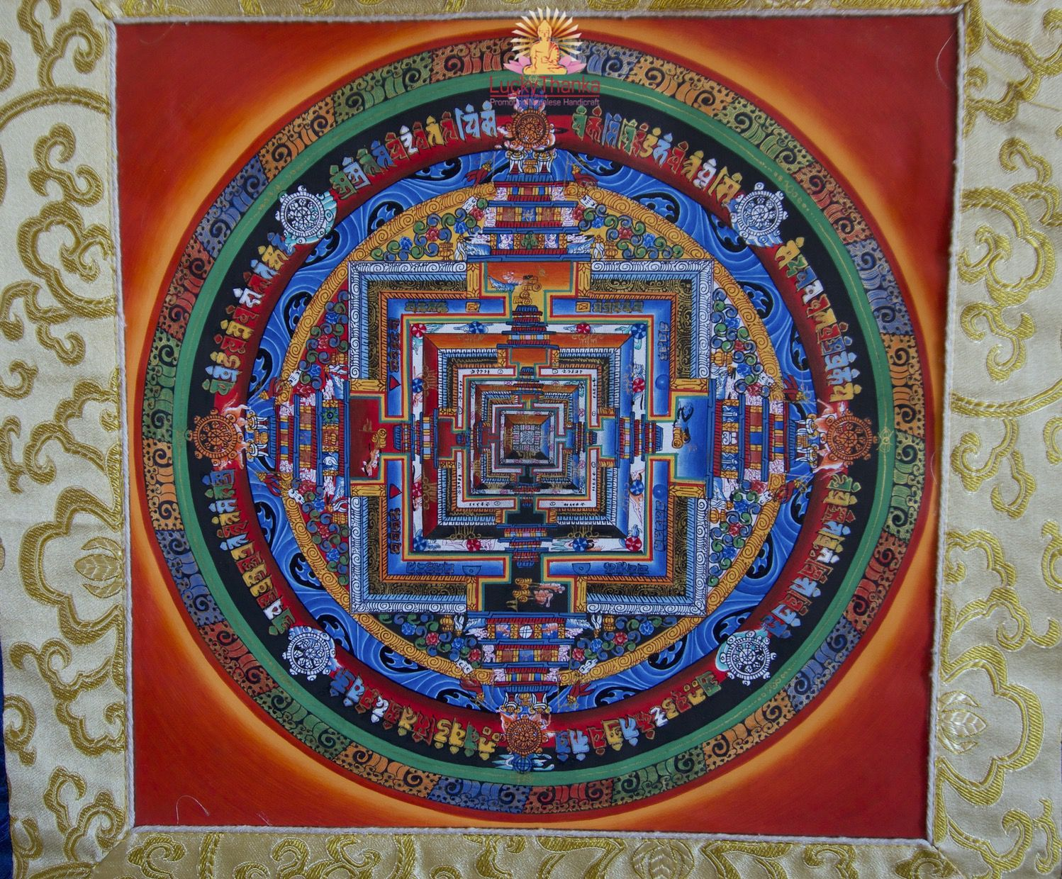 Buddha, Sale, December, Christmas, Mandala, Meditation, Thangka, Thanka, himalayas, chakra, art