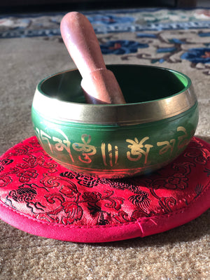 Chakra Bowl | meditation -  Best Thangka & Singing Bowl