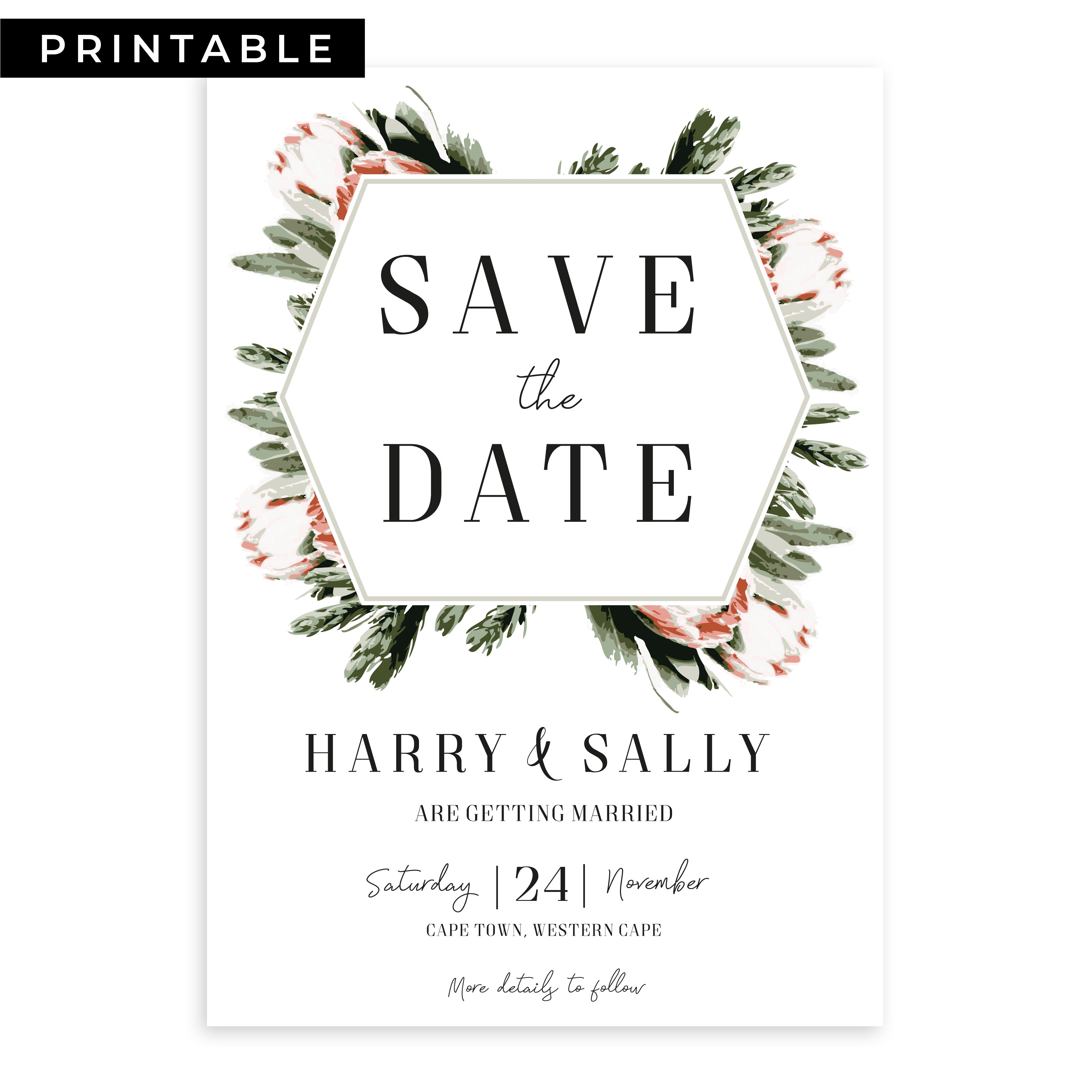 save the date cards wedding stationery