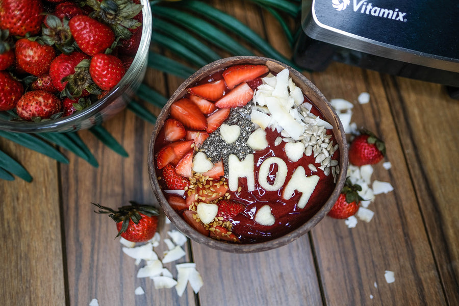 VitaKitchen Recipe: Mother's Day Smoothie Bowl