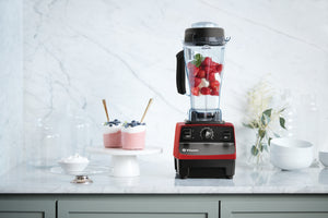Vitamix Total Nutrition Center 5200 in Red