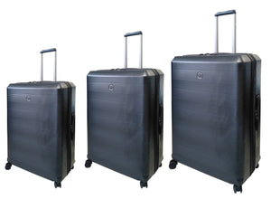 Echolac 3 piece luggage set (Cielo)