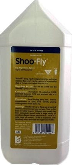 Shoo-Fly Spray Horses