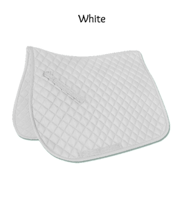 Felix Saddle Pad PONY White