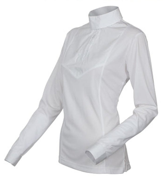 Long Sleeve Stock Shirt - Ladies