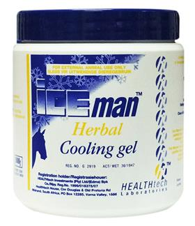 Horse Ice Man Cooling Gel - 500g