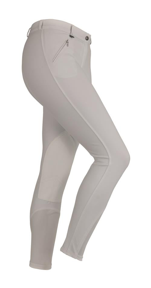 Competition Performance Portland Breeches - White