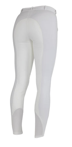Competition Ladies Cambridge Performance Breeches - White