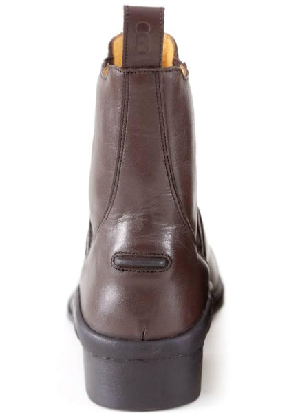 Balmoral Ladies Leather Paddock/Riding Boots