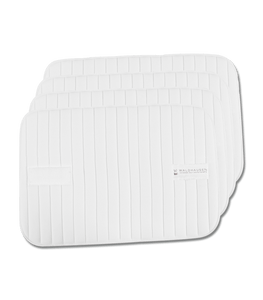 Bandaging Pad, Velcro, set of 4