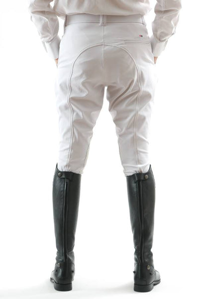 Competition Benedict Men's Breeches - White