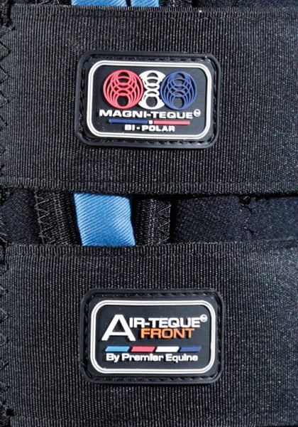 Bi-Polar Magnetic Boot Wraps