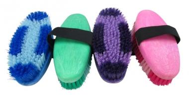 Body Brush Multicoloured