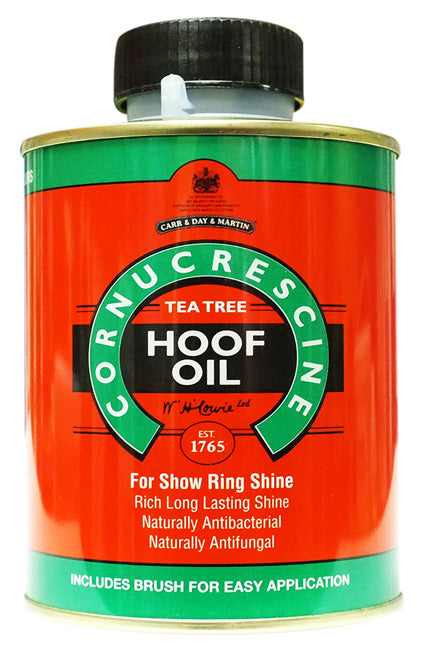CDM Cornucrescine Tea Tree Hoof Oil