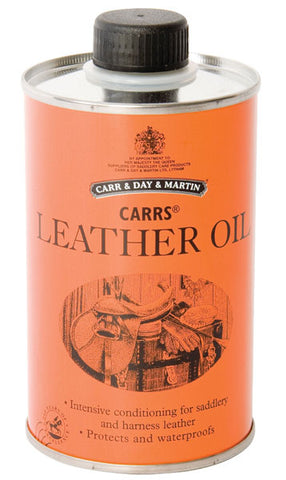 CDM Carrs Leather Oil