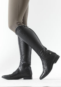 Chiswick Ladies - Tall Field Boots: Full Calf