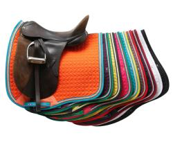 European Cotton Saddle Pad Dressage Square