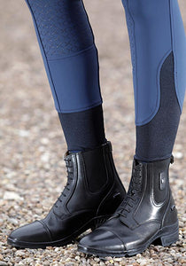 Denver Ladies Leather Paddock/Riding Boots