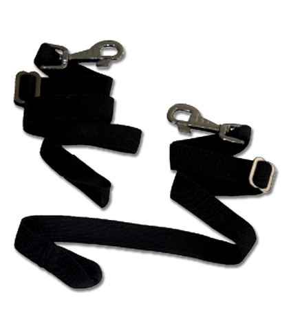 Elastic Leg Straps, Adjustable