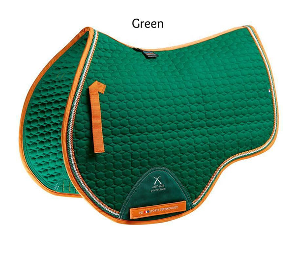 European Cotton Saddle Pad GP/Jump Square
