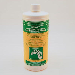SWAVET Fly Repellent For Horses
