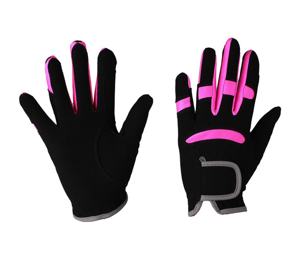 Glove Multi Colour Kids