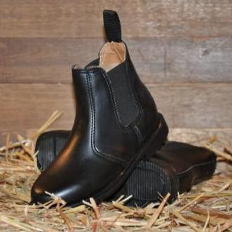 Leather Jod Boots
