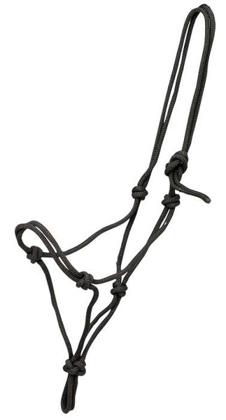 Knotted Rope Halter
