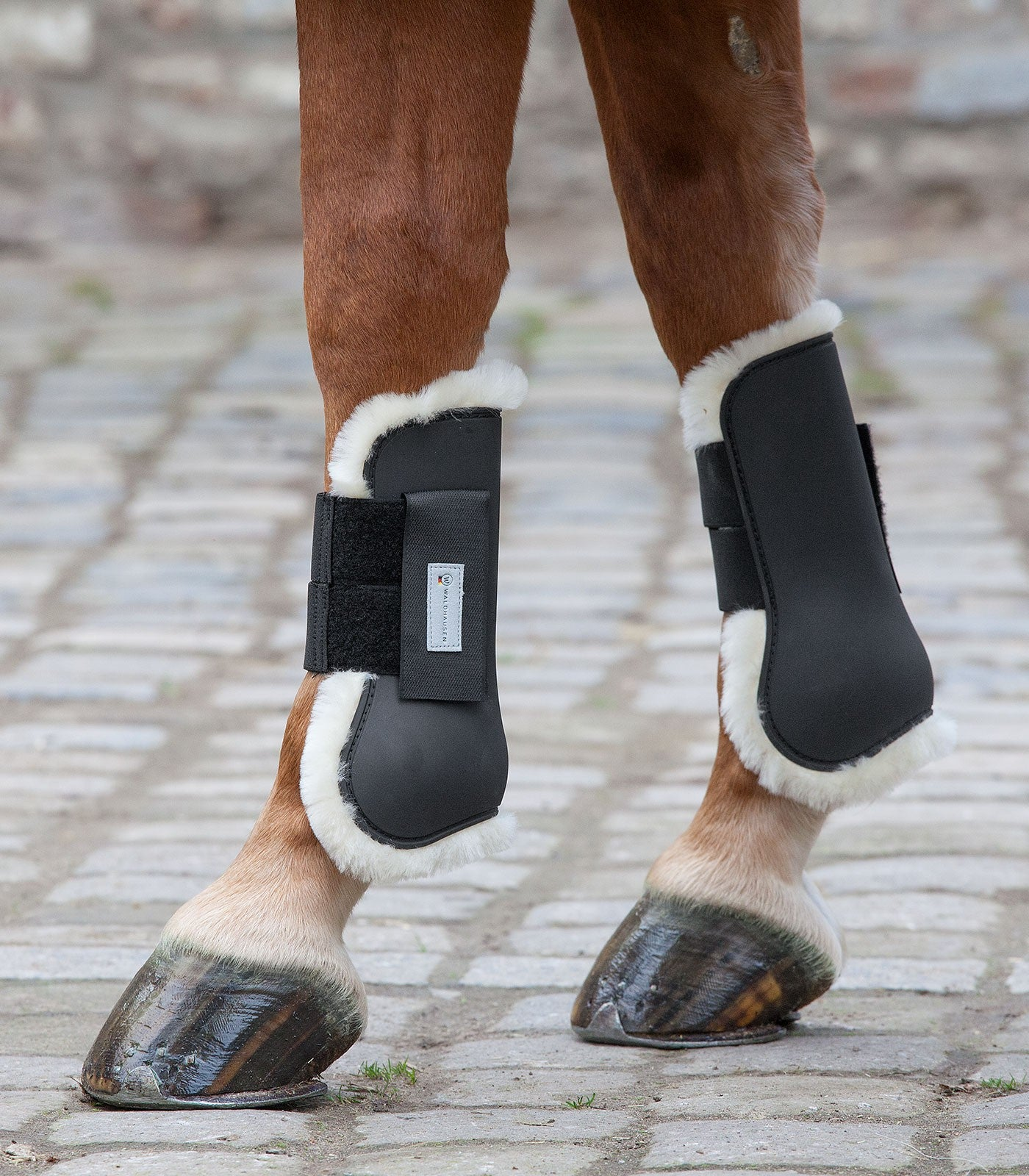 Lambskin Tendon Boots - Full,Black Only