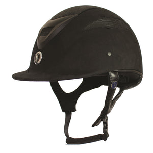 Conquest MKII Riding Hat - Glitter