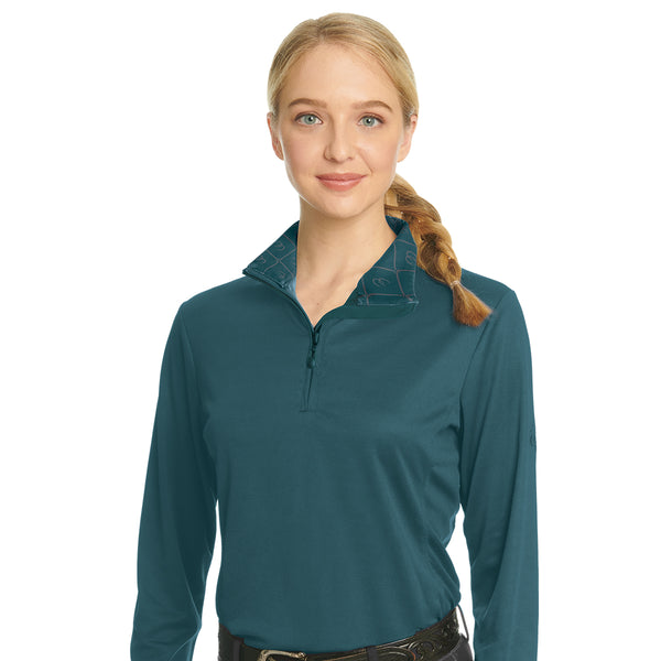 Ovation Ladies CoolRider UV Tech Long Sleeve Shirts