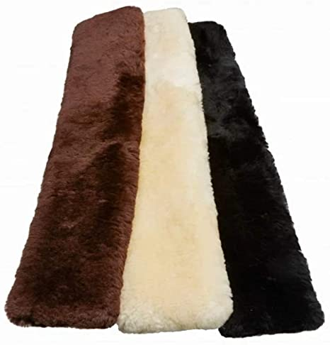 Sheepskin Pole Cover