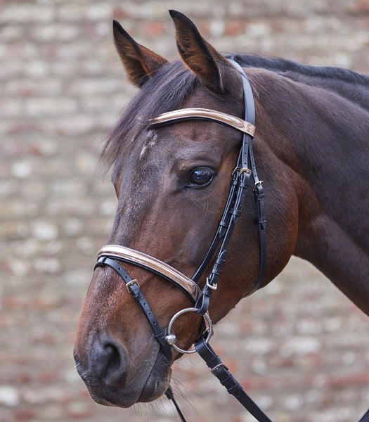 STAR Rose Gold Bridle