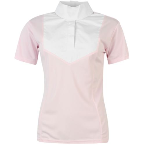 Ladies Short Sleeve Stock Shirt