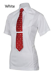 Unisex Short Sleeve Tie Shirt - Children's