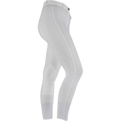 Competition Maids Wessex Knitted Breeches - White