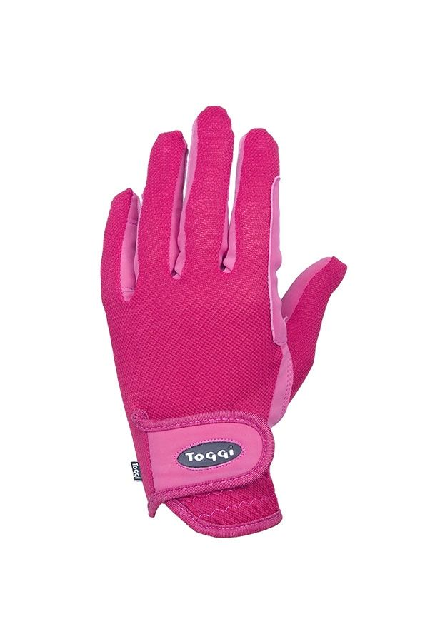 Ladies Buckskin Lightweight Glove