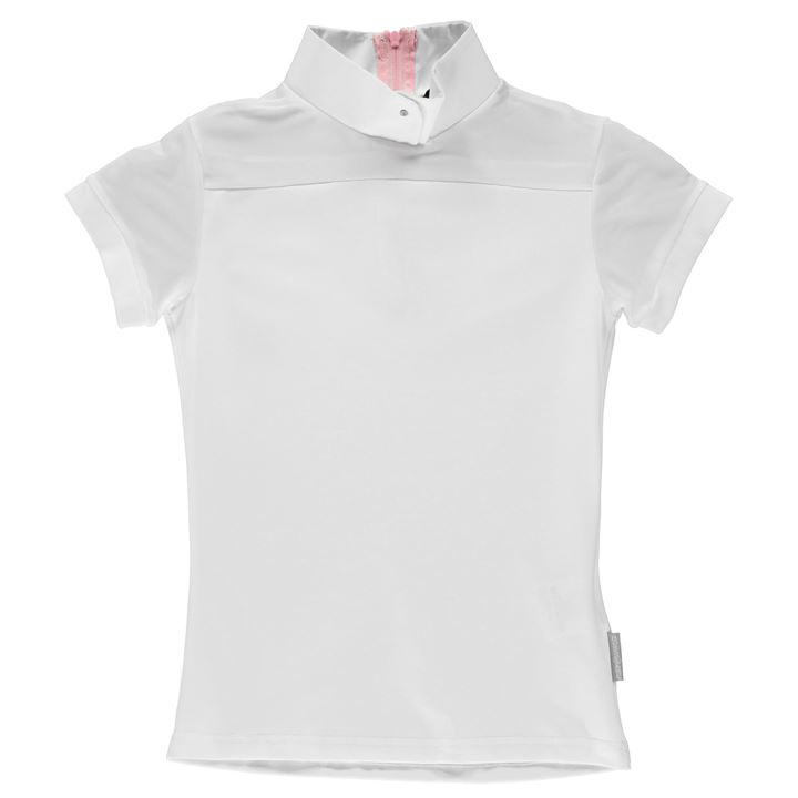 Horseware Emma Girls Pique Competition Top